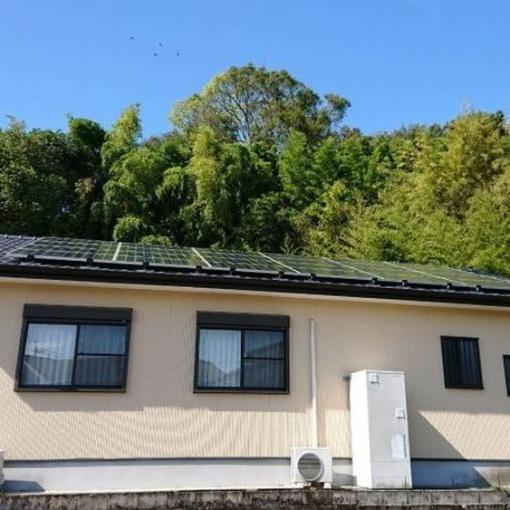 О様邸 太陽光蓄電池