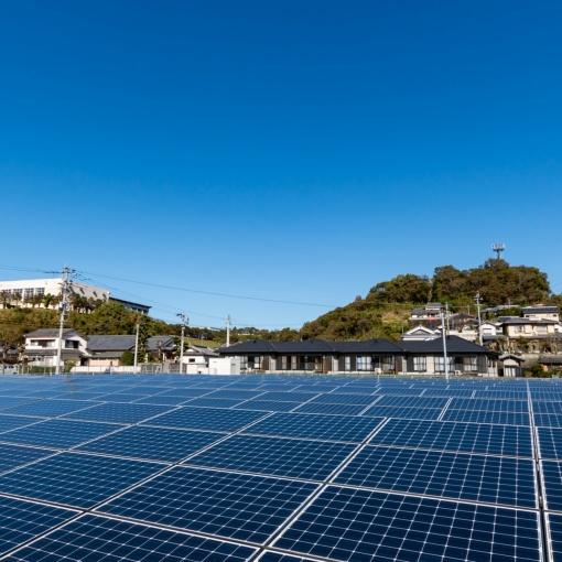 南有馬町 太陽光発電システム