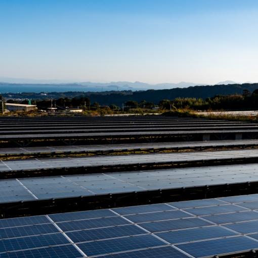 深江町 太陽光発電システム