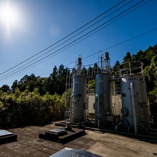 西田平浄水場施設整備工事