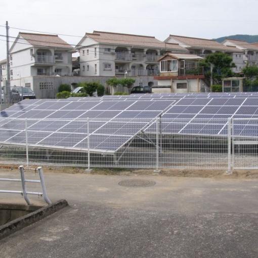 白浜発電所 太陽光発電システム